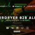 Hairdryer b2b Alfij, 03.09.2020