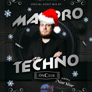 MaxPro - Christmas techno mix vol.1