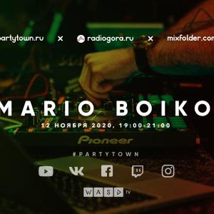 Mario Boiko, 12.11.2020
